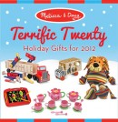 Melissa & Doug Terrific Twenty Holiday Toys