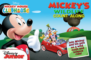 Mickey Mouse App