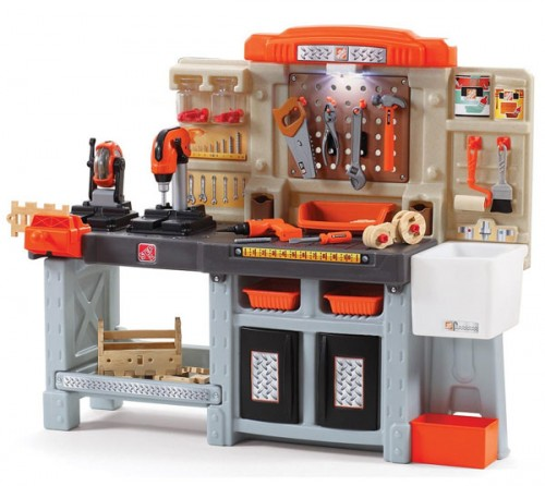 Review Encourage Your Little Builder With A Top Notch Tool Bench For Tots