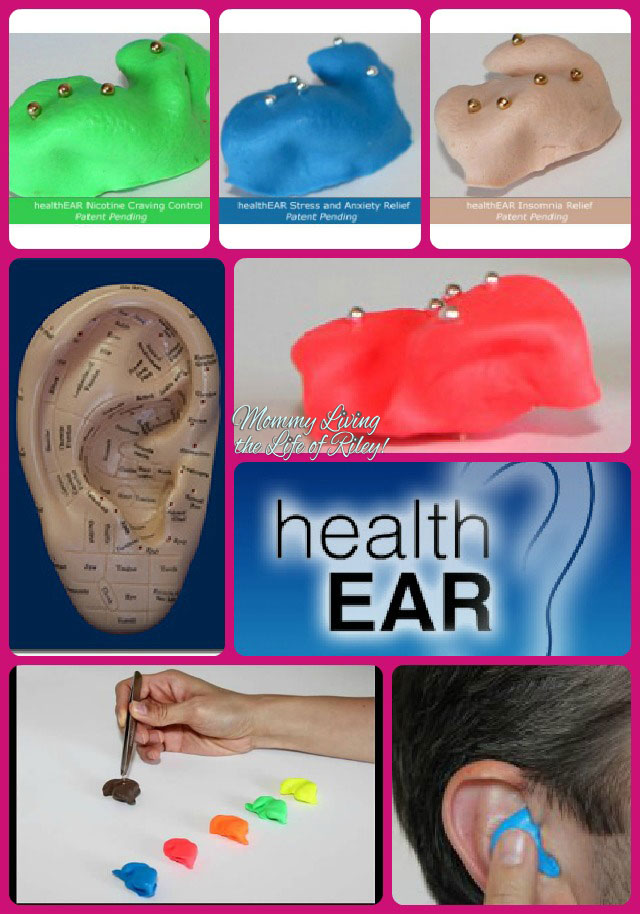 healthEAR Acupuncture Therapy Device