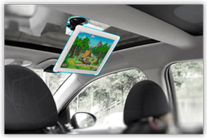 iMagnet iPad Mount Uses