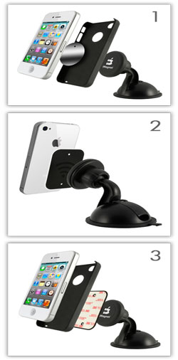 iMagnet Mount for Smartphone