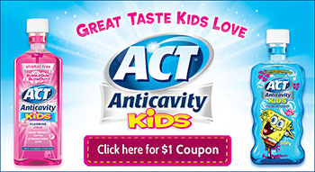 ACT Coupon