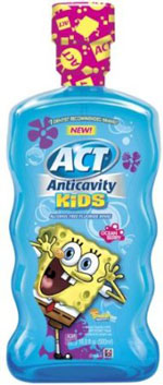 ACT SpongeBob Rinse