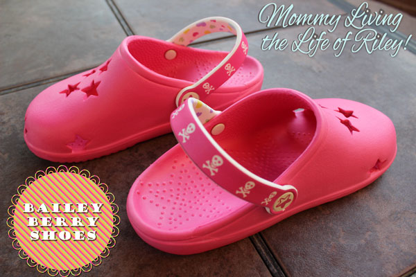 Bailey Berry BB Stars Kids' Shoes
