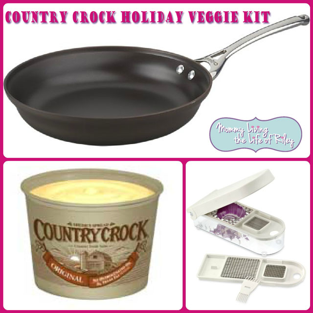 Country Crock Holiday Veggie Kit