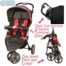 The Eddie Bauer Travel System That Moves Your Baby in Style