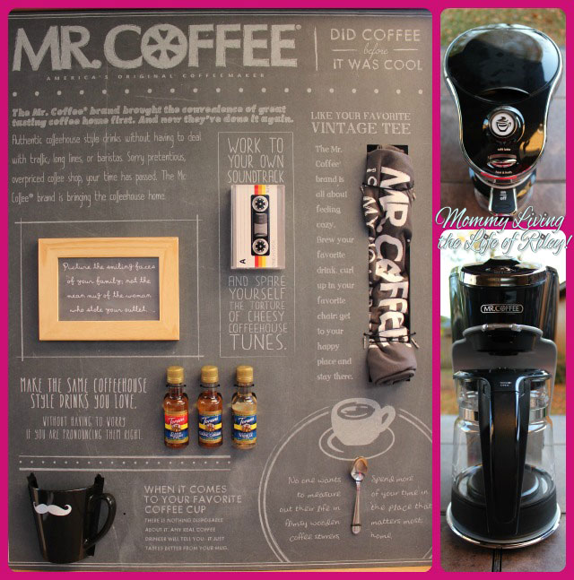 Mr. Coffee Cafe Latte Machine