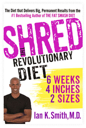 SHRED Diet Plan