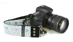 Capturing Couture Serenity Sky Camera Strap