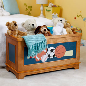 Smart Mom's Toy Box