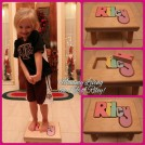 Handmade Personalized Puzzle Step Stools from Artistic Sensations Mix Quality and Fun