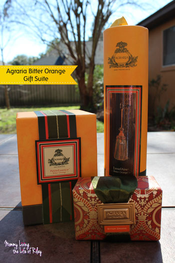 Agraria Bitter Orange Gift Suite
