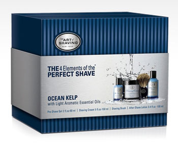 The Art of Shaving Ocean Kelp Kit