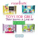 Toys That Instill a Love of Science and Technology Just for Girls