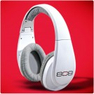 808 Headphones in Gloss White
