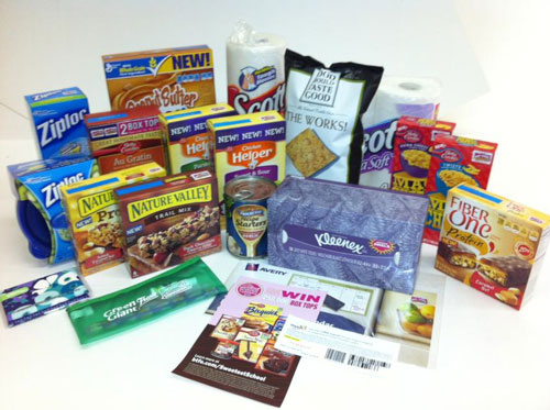 Box Tops for Education Pantry Stock Up