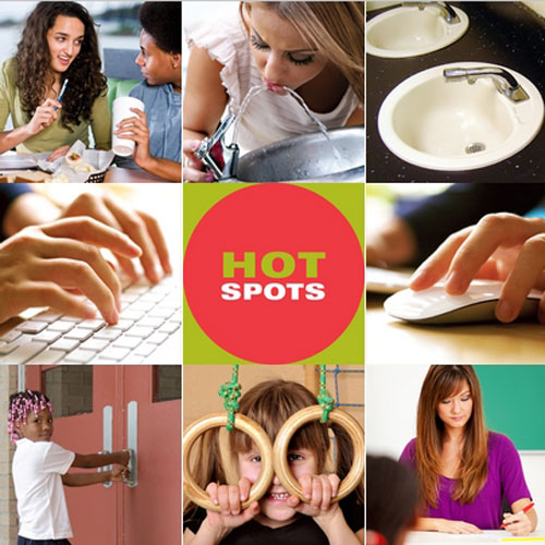 Germ Hot Spots