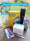 GIVEAWAY ~ Share, Love, Celebrate the Best of P&G ~ ARV $55