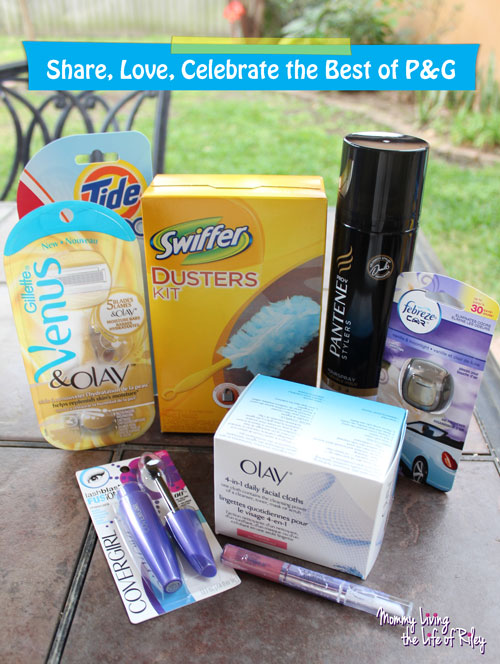 P&G Prize Pack