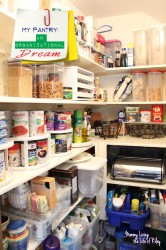 Review - See My Newly Organized Pantry Thanks to the Brother P-Touch Label Machine