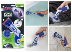 Review - The Quickie Power Scrubber Makes the Dirtiest Cleaning Jobs EASY