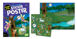 Peaceable Kingdom Sticker Book
