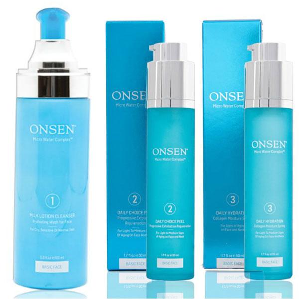 Onsen Skin Care