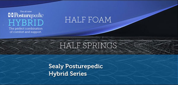 Review - A Sealy Posturepedic Hybrid Mattress Gives Mom ...