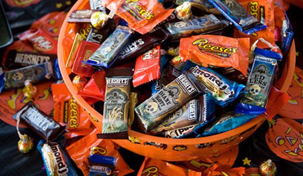Hershey's Halloween Candy