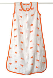 aden + anais Mod About Baby - Fish Classic Sleeping Bag