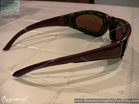 Sunglass Warehouse Red Sunglasses
