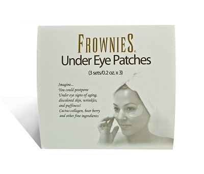 Frownies Under Eye Patches