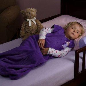 HALO Micro-Fleece Big Kid's SleepSack Wearable Blanket