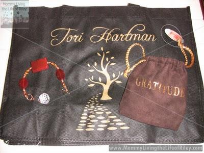 Tori Hartman Earth Mother Gratitude Bracelet