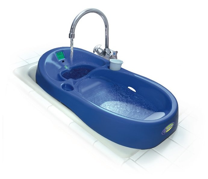 4moms Cleanwater Infant Tub