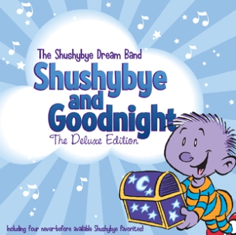 Shushybye Music CD
