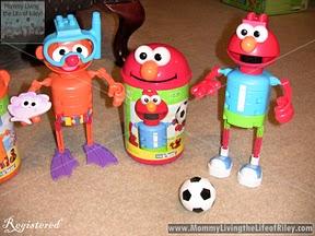 Sesame Street Neighborhood Collection