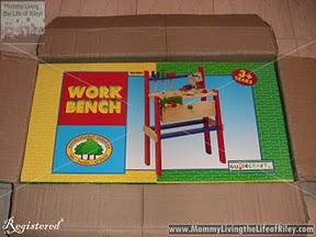 Guidecraft Work Bench
