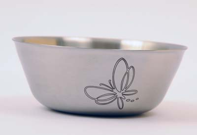 Untangled Living Butterfly Bowl