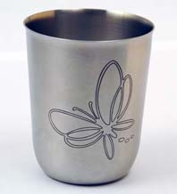 Untangled Living Butterfly Cup