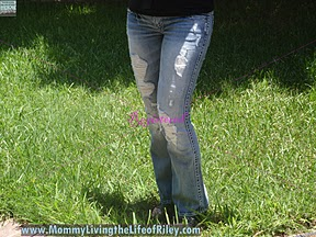 Me in My Silver Jeans