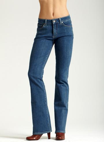Miraclebody Samantha Boot Cut Jeans with Aquarius Pocket