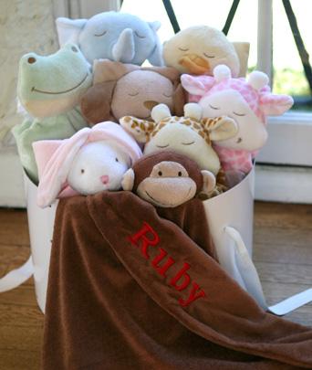 Makaboo Angel Dear Napping Blanket