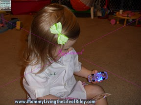 Riley and the Light Up Marble Racer