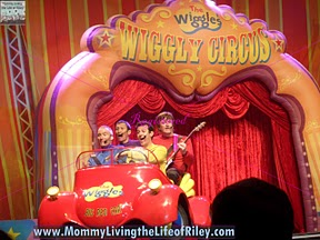 The Wiggles Wiggly Circus