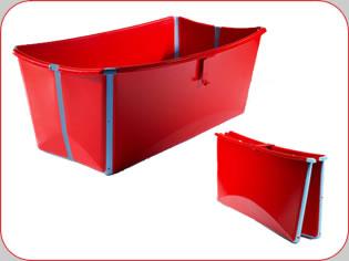 FlexiBath Infant Bath Tub from EasyWalker Inc.
