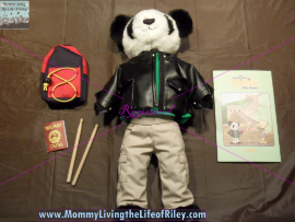 Shen the Panda Kit