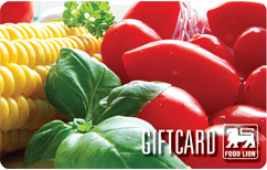 Food Lion Grocery Stores Gift Card