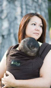 Boba Organic 2G Child Carrier